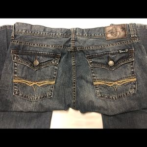 Bootcut Men's Seven7 Jeans 38x34